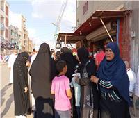 كبار السن والسيدات وذوي الاحتياجات الخاصة يتصدرون المشهد الانتخابي بكفر الشيخ