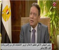 فيديو| كرم جبر: الانتخابات النزيهة من أهم ثمار 25 يناير و30 يونيو