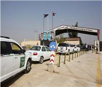 الأردن يغلق معبر حدود جابر مع سوريا لمدة أسبوع بسبب كورونا