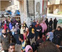 مستقبل وطن: طوابير أمام اللجان الانتخابية بالجيزة والشباب يتصدر المشهد