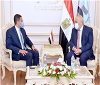 «رئيسا العربية للتصنيع وهيئة الاستثمار» يبحثان دعم الاستثمار الصناعي وتشجيع الصناعة الوطنية