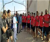 اتحاد الكرة يدرس التقدم بطلب لاستضافة بطولة أفريقيا للكرة الشاطئية