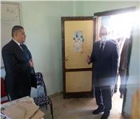 رئيس اللجنة المشرفة على انتخابات الشيوخ بالبحر الأحمر يتفقد عملية الاقتراع