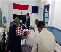 بدء فرز أصوات الناخبين بلجان البحيرة بعد غلق لجان الاقتراع