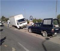 إصابة ٤ أمناء شرطة في حادث أثناء عودتهم من تأمين الانتخابات