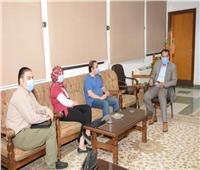 جامعة أسيوط تُقرر إنشاء مركزاً مختصاً للتعليم المدمج