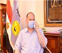 """محافظ أسيوط يهنئ """"أحمد"""" و""""رحاب"""" لنجاحهما بالمركز الأول في الثانوية الأزهرية"""