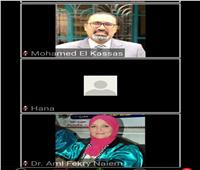 """انطلاق ورشة عمل """"الكشاف العربي للاستشهادات المرجعية"""" بجامعة حلوان"""