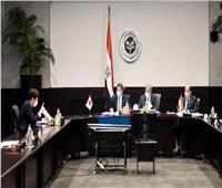 الرئيس التنفيذي لهيئة الاستثمار يلتقي رئيس مجلس الأعمال «المصري - الياباني»