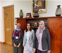 بروتوكول تعاون مشترك بين ألسن عين شمس و المركز القومى للترجمة