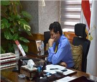 وزير الرياضة يشارك في احتفالية «الكشفية العربية» باليوم العالمي للشباب
