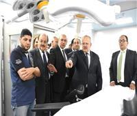 رئيس جامعة القاهرة ينعي وكيل طب قصر العيني الأسبق
