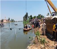 محافظ البحيرة: صرف 20 ألف جنية إعانة عاجلة لأسر ضحايا حادث غرق المعدية