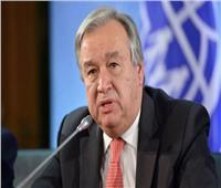 متحدث: جوتيريش يرحب بأي مبادرة للسلام في الشرق الأوسط