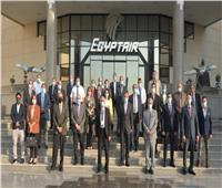 """للعام الـ12 على التوالي.. شركة مصر للطيران تجتاز تجديد شهادات """"الأيزو"""""""