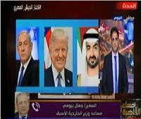 مساعد وزير الخارجية الأسبق: لا مستقبل لإسرائيل إذا استمرت فى عداء جيرانها