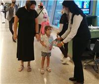 صور| مطار الغردقة يستقبل أولى رحلات شركة طيران «أفيارى»