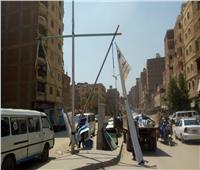 محافظ القاهرة يصدر قرارًا بإزلة كافةلافتات الدعاية الانتخابية الخاصة بمجلس الشيوخ