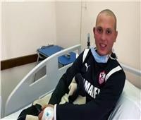 لفتة إنسانية من نادي الزمالك تجاه اللاعب سعد محمد