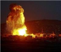 إصابة 4 في انفجار وحريق في طهران