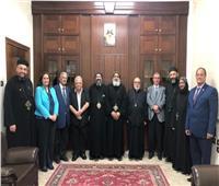 اجتماع مجلس الكلية الإكليريكية اللاهوتية بالقاهرة