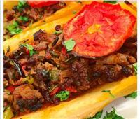 «طبق اليوم».. «قوارب البطاطس»