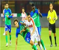 موعد مباراة الزمالك ومصر المقاصة في الدوري