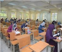 بالصور  جامعة القاهرة تواصل امتحانات الفرق النهائية للأسبوع السادس