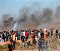 إصابة 4 فلسطينيين في قصف صاروخي ومدفعي لقوات الاحتلال على غزة
