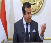 وزير التعليم العالي يفتتح متحف مقتنيات جامعة الإسكندرية بالمكتبة المركزية