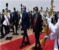مصر والسودان يؤكدان في بيان مشترك على ضرورة التوصل لاتفاق بشأن سد النهضة