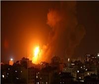 جيش الاحتلال يواصل قصف غزة لليوم الخامس.. وإصابة 5 فلسطينيين