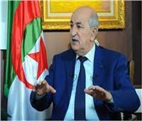 الرئيس الجزائري يستقبل السفير الأمريكي بمناسبة انتهاء فترة عمله بالجزائر