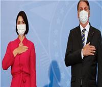 زوجة الرئيس البرازيلي تعلن تعافيها من فيروس كورونا