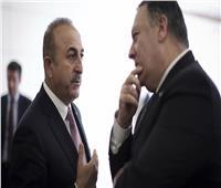 وزيرا الخارجية الأمريكي والتركي يناقشان الأزمة في شرق المتوسط