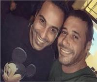 فيديو| رسالة من أحمد فهمي لـ «السعدني» عبر إنستجرام