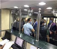 وزير التنمية المحلية يتفقد المركز التكنولوجي بطنطا