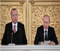 الكرملين: بوتين بحث قضايا ليبيا وسوريا في اتصال هاتفي مع أردوغان