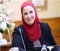 """وزيرة التضامن: حذف أي مالك سيارة من """"تكافل وكرامة"""" منذ 2019"""