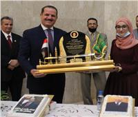 أبناء الجالية المصرية بالسعودية تختار العزازي أفضل شخصية لعامي ٢٠١٩-٢٠٢٠