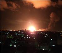 الاحتلال يقصف عدة مواقع شرق رفح وشمال بيت لاهيا بقطاع غزة