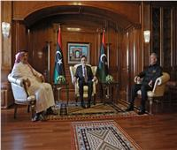 بالفيديو| اتفاق ثلاثي بين الوفاق وتركيا وقطر يؤجج الصراع فى ليبيا