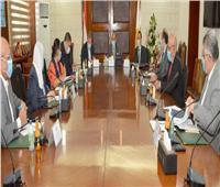 وزيرا «التنمية المحلية» و«قطاع الأعمال» يبحثان تطوير منطقة المعمورة بالإسكندرية