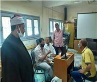 انطلاق الامتحانات الشفهية لطلاب شهادات القراءات بمنطقة الأقصر الأزهرية