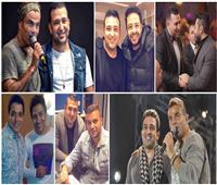 تامر حسين.. شاعر العلامات المُميزة في مشوار نجوم الغناء