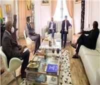 غينيا تشكر مصر علي دعمها في مواجهة «كورونا»
