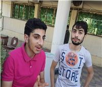 محافظ كفر الشيخ يلتقي بالطالب «صاحب واقعة التنمر» بكلية التربية الرياضية