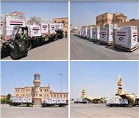 ثامن رحلات الجسر الجوي.. مصر تواصل إرسال المساعدات العاجلة إلى لبنان