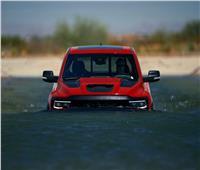 فيديو وصور| «رامTRX 2021 » أول شاحنة دفع رباعي تستطيع السباحة