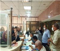 محافظ أسيوط:متابعة دورية لملف التصالح في مخالفات البناء